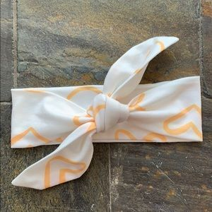 Stretch Fabric Tie Knot Headband